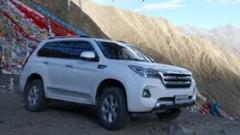进藏神车 哈弗H9——自驾西藏的一把好手
